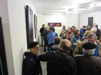 O museo etnográfico da Fonsagrada manterá aberta ata finais de xaneiro a exposición Represaliados, pertencente ao artista barreirense Celso Dourado.
