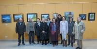 A III Mostra de Pintura Afeccionada de Ribadeo estará aberta ata o 11 de xaneiro na Oficina de Turismo. Nela expóñense cadros de 15 pintores non profesionais.