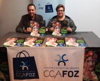 El CCA de Foz repartirá flores los días 29 y 30 de abril entre aquell@s que hagan sus compras del día de la madre en el comercio asociado.