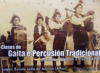 En Alfoz impartiranse clases de gaita e de percusión tradicional. Será todos os venres a partir das sete da tarde.