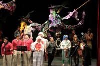 Este sábado, 6 de febreiro, en Viveiro terán lugar as Alpuxarradas. A cita será no Teatro Pastor Díaz a partir das oito da tarde.