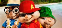 """""""Alvin y las ardillas"""" y """"La quinta ola"""" se estrenan en Cinelandia Ribadeo, donde siguen las proyecciones de """"Joy"""" o """"Palmeras en la nieve""""."""