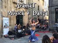 O Eido Dourado continúa cos Concertos ao Solpor e o 14 de agosto acollerá a actuación de Aramat, un grupo integrado por músicos e bailarinas. Está inspirado en músicas e bailes procedentes do leste de Europa.