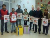 La asociación cultural Arroutados, de San Ciprián, organiza un año más su campaña de recogida de juguetes, que irá destinada a Cruz Roja de Burela.