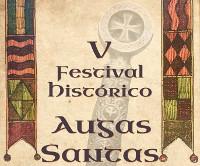 O 25 de xuño celébrase no Santo Estevo do Ermo, en Barreiros, o V Festival Histórico Augas Santas. Haberá ruta ecuestre, escenificación da entrega do documento do Rei Silo aos monxes, música e xantares.