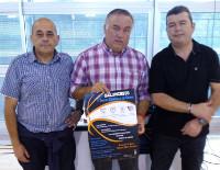 O Club Deportivo San Ciprián e o Concello organizan este sábado, 3 de outubro, o I Trofeo Concello de Cervo de Baloncesto.