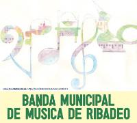 A Banda Municipal de Ribadeo ofrecerá o tradicional concerto de Semana Santa o día 20 de marzo no Cine Teatro. Ademais acaba de renovar a súa páxina web.