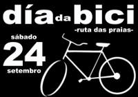 O 24 de setembro terá lugar en Foz a décimo primeira edición do Día da Bici, que organiza o Concello e que sairá ás catro da tarde do parque infantil de tráfico.