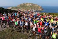Xove acollerá o Día da Bici o vindeiro domingo, 27 de setembro. Está organizado pola ACD Xove o polo Concello.