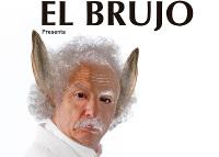 """El Brujo presenta en Ribadeo """"El asno de oro"""". Será el 16 de abril en el Auditorio Municipal Hernán Naval. Las entradas están a la venta."""