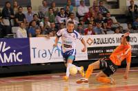 O Burela FS enfróntase en Vista Alegre, en Burela, ao DLink Zaragoza. Será mañá ás 18:30 horas.