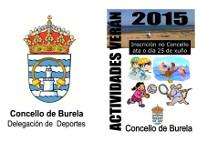 O Concello de Burela organiza actividades de verán para @s nen@s desde o 1 de xullo ata o 28 de agosto.