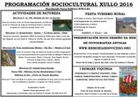 Este domingo, 17 de xullo, terá lugar en O Vicedo a Festa do Cabalo. Será no parque eólico de Riobarba.
