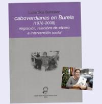 """A Librería Bahía de Foz será escenario este venres, 26 de febreiro, da presentación do libro """"Caboverdianas en Burela"""", de Luzia Oca."""
