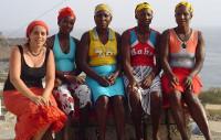 """En Burela este sábado, 27 de febreiro, terá lugar a presentación do libro """"Caboverdianas en Burela"""", de Luzia Oca."""