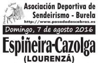 Pasada das Cabras, de Burela, organiza o 7 de agosto unha ruta da Espiñeira a Cazolga. O percorrido será de 12 quilómetros.