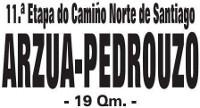 Pasada das Cabras, de Burela, e Terras de Lourenzá realizarán a 11ª etapa do Camiño Norte entre Arzúa e O Pedrouzo. Será o 12 de novembro.