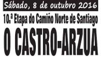 Pasada das Cabras, de Burela, e Terras de Lourenzá realizarán o 8 de outubro a 10ª etapa do Camiño Norte, entre O Castro e Arzúa.