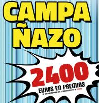 O 13 de xaneiro da comezo unha nova edición do Campañazo, que organiza o Centro Comercial Aberto de Foz. Desenvolverase todos os venres ata o 3 de febreiro. E en total repartiranse 2.400 euros en premios.