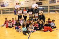O 18 de decembro terá lugar a II Canastra Solidaria, que organizan o Club Deportivo San Ciprián e o Concello de Cervo. Haberá recollida de alimentos e de xoguetes.