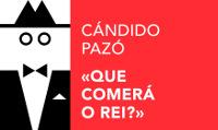 """Cándido Pazó chega a Burela este venres, 10 de xuño, con """"Qué comerá o Rei?"""". Así se celebrará o Ano Castelao na vila."""