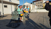 O coro galego Cantares de Brión actuará o 3 de setembro no auditorio da Casa da Cultura, de San Ciprián.