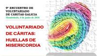 500 personas participarán el 4 de junio en Mondoñedo en el 9º Encuentro de Voluntarios de Cáritas Galicia, que aprovecharán también para conocer la ciudad episcopal.