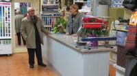 La tienda ribadense Casa Vicente, fundada en 1951, acaba de estrenar nuevas instalaciones frente al centro de salud