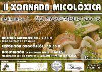 A Tapería O Castro, de Barreiros, acolle unha exposición e degustación de cogomelos este domingo, 21 de novembro. Enmárcase na II Xornada Micolóxica barreirense.