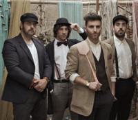 Caxade ofrece un concerto gratuíto en Ribadeo o 18 de outubro ás oito e media da tarde. Está enmarcado no ciclo Músicas Posíbeis.