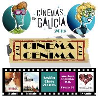 Volve o cinema no Cenima de Foz este xoves, 30 de abril. Tamén haberá proxeccións de películas o 14 de maio e o 18 de xuño.