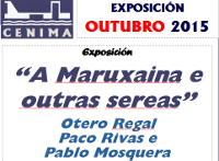 """O Cenima, en Foz, acollerá durante o mes de outubro a exposición """"Maruxaina e outra sereas"""", que organiza a Concellería de Cultura en colaboración coa asociación Os Aventados."""