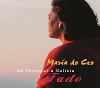 """María do Ceo presentará o seu novo traballo """"De Portugal a Galicia Fado"""" en Burela o vindeiro 14 de febreiro. As entradas xa están á venda."""