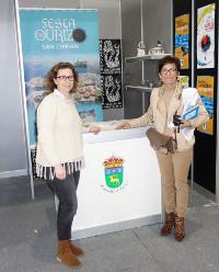 Cervo promociona as tres festas de interese turístico, a do mexillón e os atractivos do municipio na feira Xantar, en Ourense.