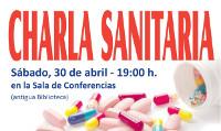 O salón de conferencias, de Burela, acollerá o 30 de abril unha charla dirixida aos inmigrantes sobre os medicamentos e a súa utilización. Está organizada polo Concello.