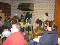 La asociación familiar de amas de casa de Ribadeo organiza cursos de baile y de cocina, que darán comienzo en noviembre.