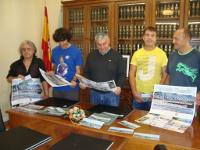Os días 15 e 16 de outubro celebrarase en Barreiros a carreira Monte Comado. O evento foi presentado no Concello.