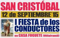 Este sábado, 12 de septiembre, se celebra en Ribadeo la I Fiesta de los Conductores, a la que acudirán chóferes de A Mariña lucense y el Occidente asturiano.