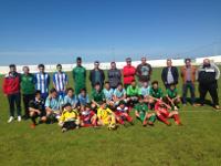 San Cibrao e Burela acollerán unha fase da V Copa Deputación de Fútbol Base, que disputarán os días 28 e 29 de maio os equipos das categorías xuvenil e infantil.