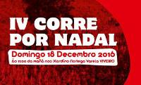 O 18 de decembro terá lugar en Viveiro a cuarta edición da proba Corre por Nadal, que sairá para todas as categorías desde os Xardíns Noriega Varela.