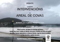 Este venres, 27 de febreiro, será en Viveiro o debate sobre as posibles intervencións a realizar na praia de Covas. O acto está organizado por Pensamento e Sementeira.