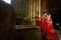 O Castelo de Castro de Ouro, en Alfoz, será escenario este venres, 8 de xullo, dun desfile de traxes medievais, acto previo á celebración do XVIII Mercado Medieval.