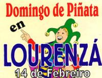 O Desfile do Entroido, que se celebrará o Domingo de Piñata, ocasionará cambios no tráfico rodado en Lourenzá.
