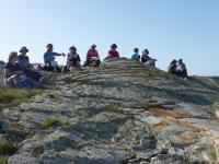 """En Ribadeo volven os """"Domingos a pé"""". O 19 de abril as participantes realizarán un percorrido pola costa de Foz."""