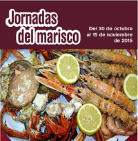 Hasta el 15 de noviembre se celebran en el restaurante A Dorada do Cantábrico, de Ribadeo, las jornadas del marisco, que organiza cada año en esta época.