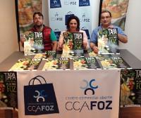Vinte locais hostaleiros participan nas xornadas dedicadas ás tapas ecolóxicas, que se celebrarán os días 29 e 30 de abril en Foz. Organiza o Centro Comercial Aberto.