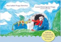 """Ana Isabel Fraga presentará na Librería Bahía, en Foz, o 30 de maio o seu libro """"Emociones de cuento"""". A actividade está recomendada para nen@s a partir de 5 anos e para os seus pais e nais."""