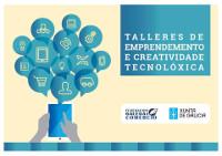 O 16 de novembro terá lugar un taller de emprendemento e creatividade tecnolóxica en Foz.