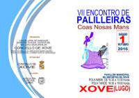 Catrocentas palilleiras de Asturias, León e Galicia se darán cita o 1 de outubro en Xove no VII Encontro de Palilleiras, que organiza o Concello.