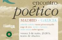 O 3 de xuño haberá un recital poético en Ribadeo e o 5 de xuño varios actos entorno ao centenario das Irmandades da Fala.